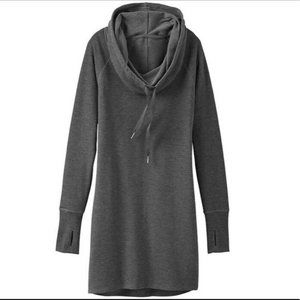 ATHLETA INTENTION Cover Up HOODED DRESS